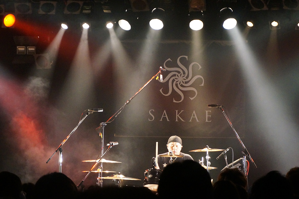 Back Drop Bomb MASUO ドラムプレイ02 at Feel the SAKAE