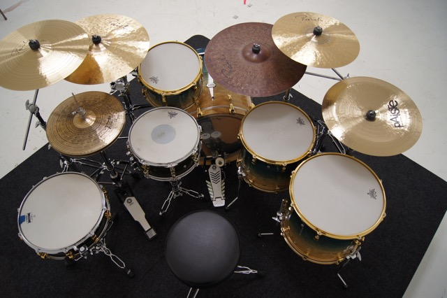 Donald Drum Kit